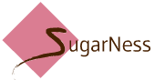 Sugarness logo