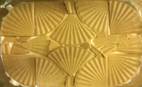 Art deco wafers