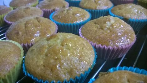 Honey cakes