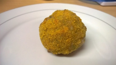 Scotch egg whole