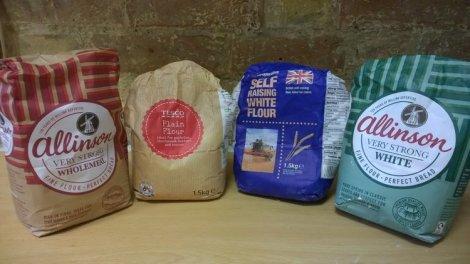 Flour bags