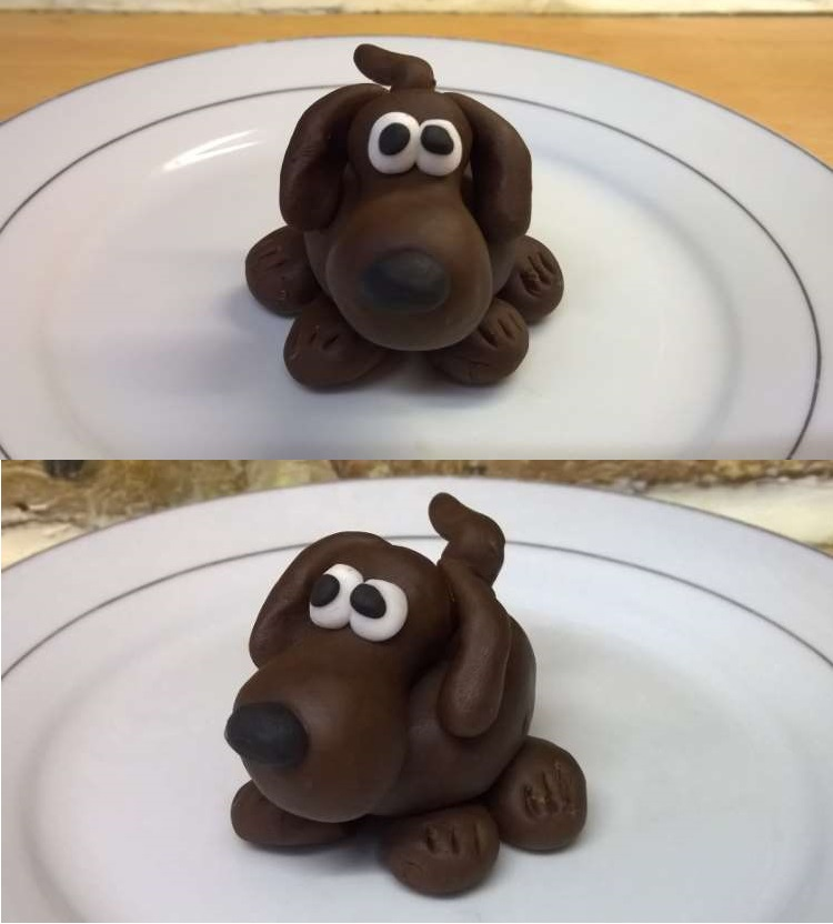 Making Fondant Animals And People Sugarnesscipes From Me To You