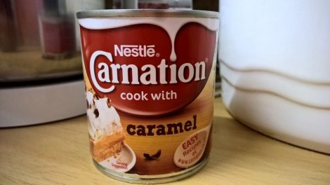 Caramel can
