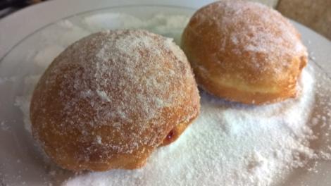 Jam Doughnuts