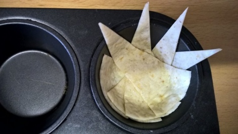 Taco triangles in tin
