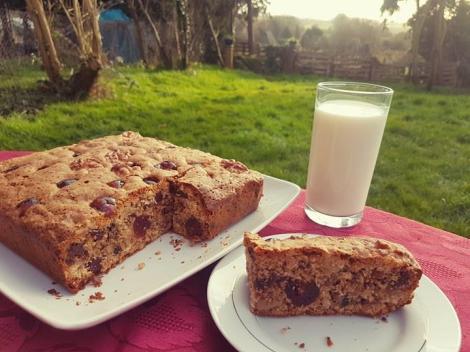 Bishops cake made by Vanessa Chapman